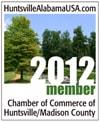 Chamber of Commerce of Huntsville/Madison County 2012 Member