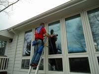 Fish Window Cleaning Billings Cleaning Exterior Home Windows