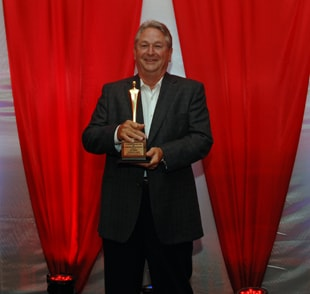 Jeff Biegel - Owner and Franchisee of the Year