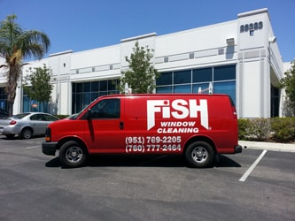 Our FISH Van