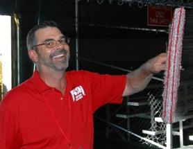 Joe Nealon, Fish Window Cleaning Owner