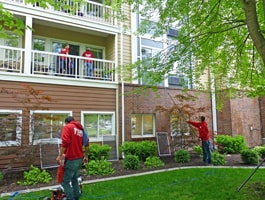 Spokane Window Cleaners Cleaning Touchmark