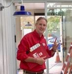 Tony Rose, Sales Director, Fish Window Cleaning San Rafael CA