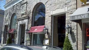 Commercial storefront