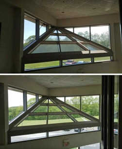 Before & After Professional Window Cleaning