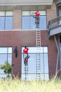 Cleaning Exterior Windows In Traverse City MI