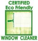 Certified Eco Friendly Window Cleaner