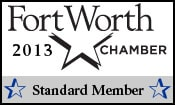 Fort Worth 2013 Chamber Standard Member