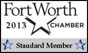 Fort Worth 2013 Chamber Standard Member