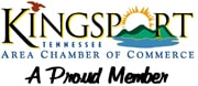 A Proud Member of the Kingsport Area Chamber of Commerce