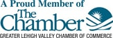 A Proud Member of The Chamber Greater Lehigh Valley Chamber of Commerce
