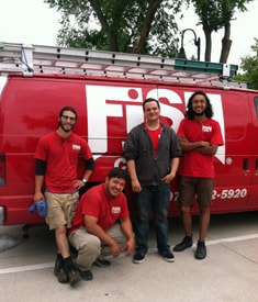 Fish Window Cleaning Fort Collins Crew