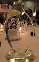 Fish Window Cleaning BBB Torch Award for Customer Excellence